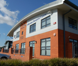 Office space in Folkestone Enterprise Centre Shearway Business Park