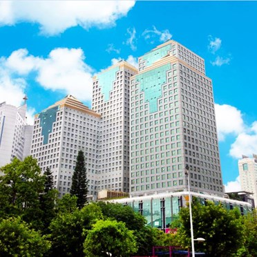 Office space in 20/F, West Tower, Fortune Plaza, No.116 East Tiyu Road