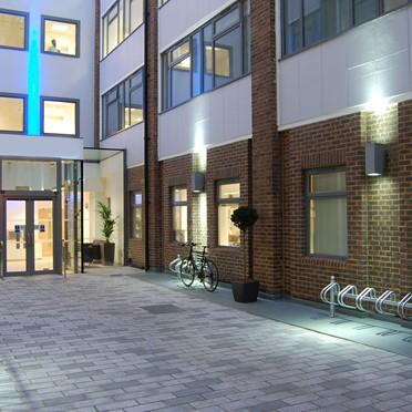 Serviced Office Spaces, Victoria Avenue, London, , EC2M, Main