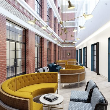 Office space in Michelin House, 81 Fulham Road