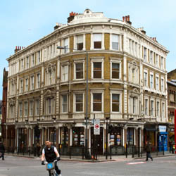 Office space in 353 - 355 Goswell Road