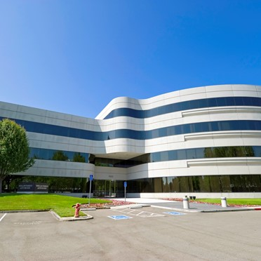 Office space in Pleasanton Center, 4900 Hopyard Road, Suite 100