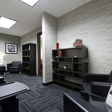 Office space in University Executive Park, 301 McCullough Drive, 4th Floor