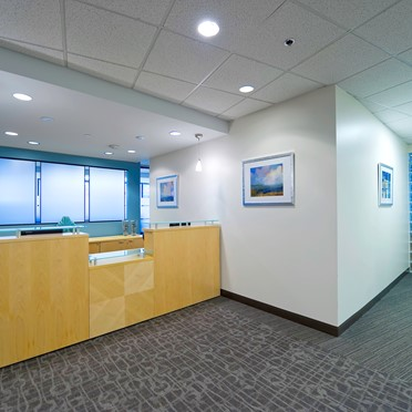 Office space in Fillmore Place, 100 Fillmore Street
