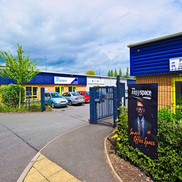 Office space in Evans Business Centre, Dunns Close Caldwell Road