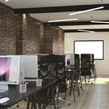 Office space in Geller House, 51 Hoxton Square