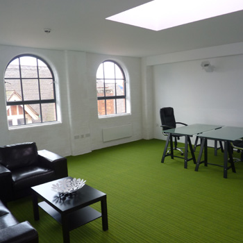 Office space in The Custard Factory Gibb Street