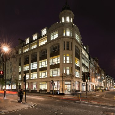 Office space in Gilmoora House, 57 - 61 Mortimer Street