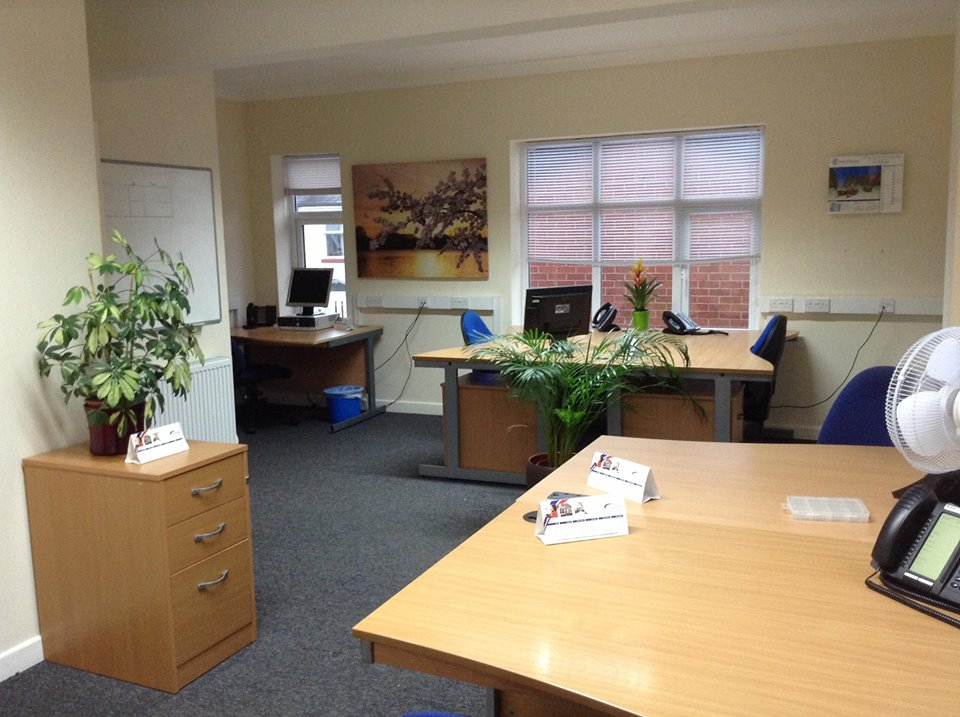 Office space in Oak House Golden Hill Lane