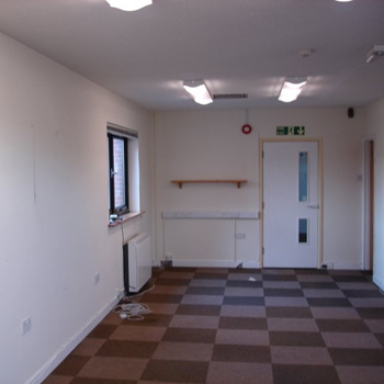Office space in Tudor House Grammar School Road