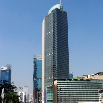 Office space in 50th Floor, Regus Grand Indonesia, Menara BCA M.H Thamrin No.1