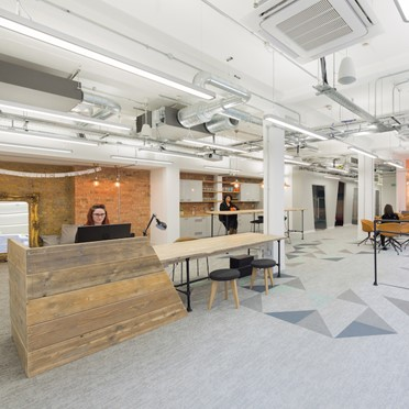 Captivating Office Space In 175 185 Grays Inn Road ...