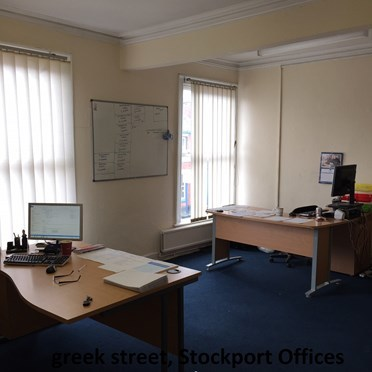 Office space in 21 Greek Street