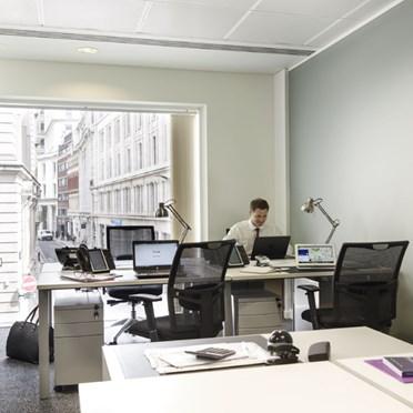 Office space in 60 Gresham Street