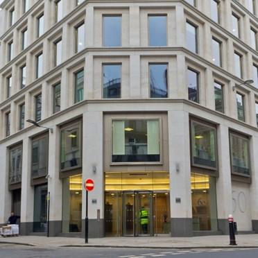 Serviced offices in 60 Gresham Street