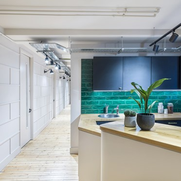 Serviced Office Spaces, Greville Street, London, , EC1N, Main