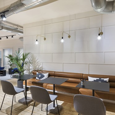 Serviced Office Spaces, Greville Street, London, EC1N, 1