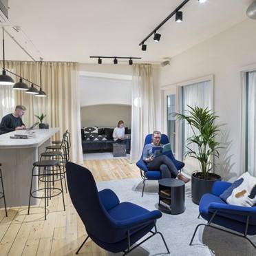 Serviced Office Spaces, Greville Street, London, EC1N, 2