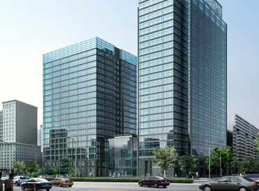 Office space in 6/F Tower 2, West Prosper Centre, No.5 Guang Hua Road