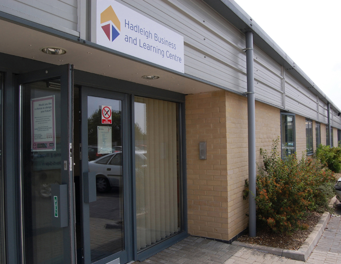 Office space in Hadleigh Business & Learning Centre Crockatt Road