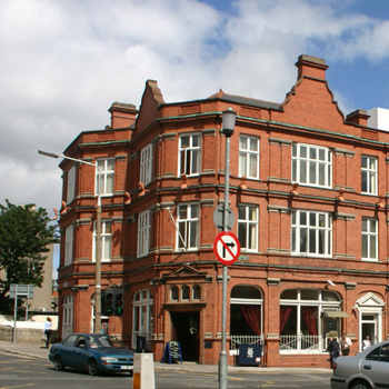 Office space in Victoria Building, 1 Haddington Road