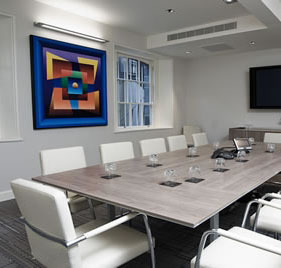 Office space in Hamilton House, 28 Fitzwilliam Place
