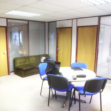 Office space in Premier House Harlaxton Road