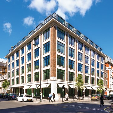 Office space in The Harley Building, 77 New Cavendish Street