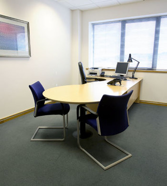 Office space in The Hart Shaw Building Europa Link