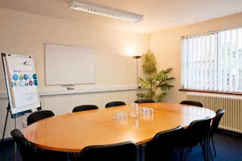 Compare Office Spaces, Heyford Park, Upper Heyford, OX25, 1