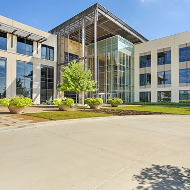 Office space in Suite 140, 9800 Hillwood Parkway