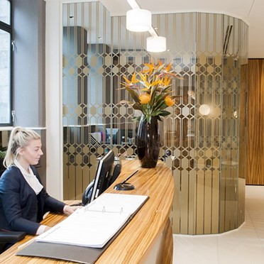 Serviced Office Spaces, Bury Street, London, EC3A, Main