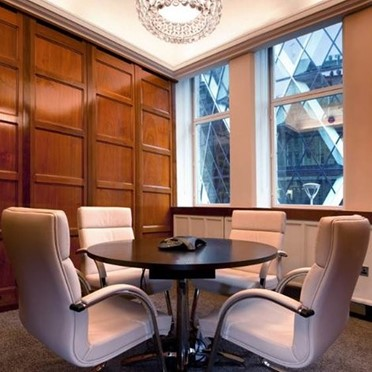 Serviced Office Spaces, Bury Street, London, EC3A, 2