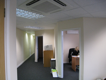 Office space in Howbury Technology Centre Texcel Business Park