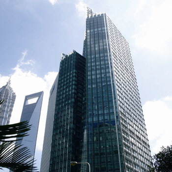 Office space in Shanghai BEA Finance Tower, No. 66 Hua Yuan Shi Qiao Road