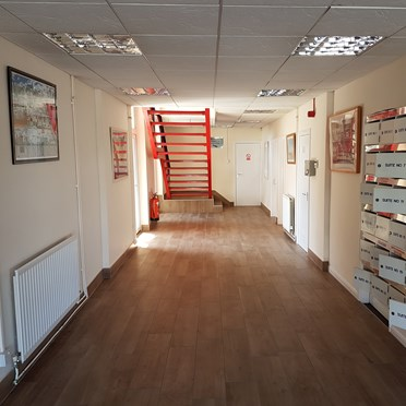 Office space in Hubbway Business Centre Bassington Lane