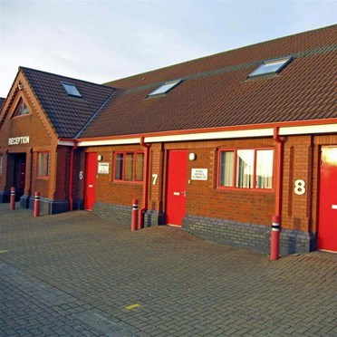 Office space in Bude Business Centre Kings Hill Industrial Estate