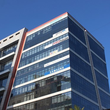 Office space in R Tech Park, 13th Floor Western Express Highway