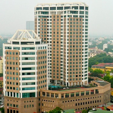 Office space in 13F, Hanoi Tower, 49 Hai Ba Trung Street