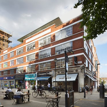 Serviced Office Spaces, Pine Street, London, London, EC1R, Main