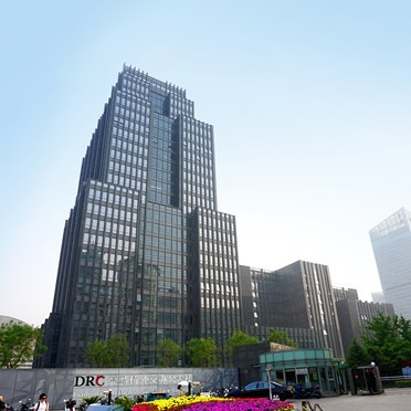 Office space in Diplomatic, 17/F, Tower E Liangmaqiao Diplomatic Office Building