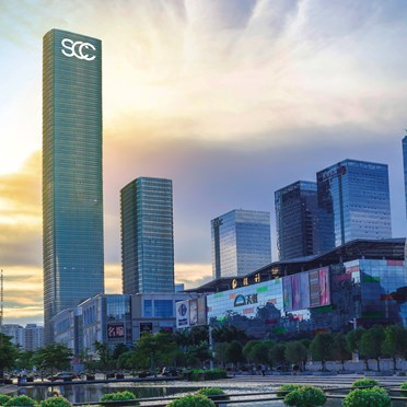 Office space in 7/F, Tower A, Shengchangcheng Financial Centre No.88 First Haide Road
