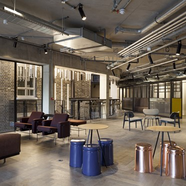 Office space in 7 Pancras Square
