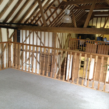 Office space in The Barn, Brock Farm Ingatestone Road