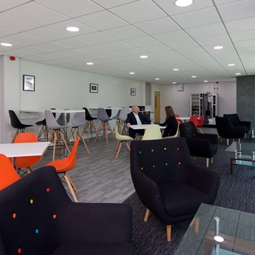 Office space in The Innovation Centre 217 Portobello