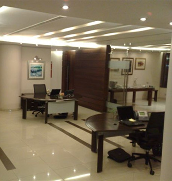 Office space in Zahran Plaza Zahran Street