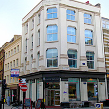 Office space in Zenith House, 155 Curtain Road