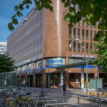 Office space in 7th Floor,  3 B Jaakonkatu