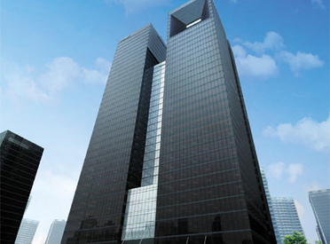 Office space in 10/F, IFC East Tower, No. 8 Jianguomenwai Avenue