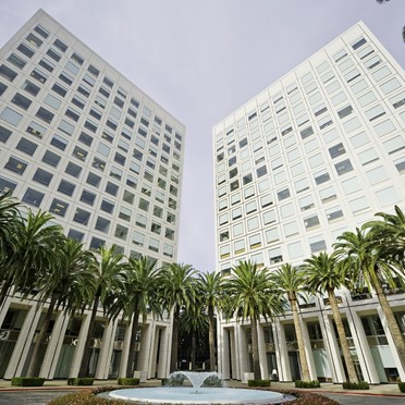 Office space in Newport Beach Center, 4695 MacArthur Court, 11th Floor